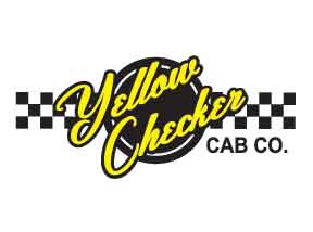 YellowCheckerCabLogo